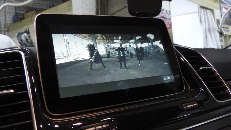 Установить OS Android на Mercedes-Benz - Дополнительная