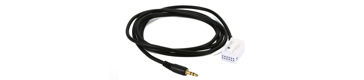 Оригинальный AUX-кабель для Mercedes