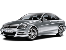 Mercedes-Benz C-Class W204 restyle