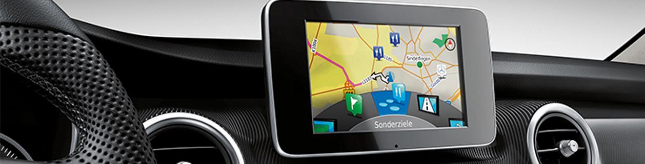 Навигационная SD карта для Mercedes-Benz Audio 20