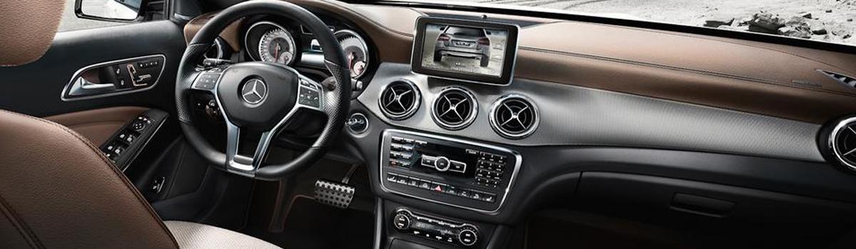 Установить Comand NTG на Mercedes-Benz