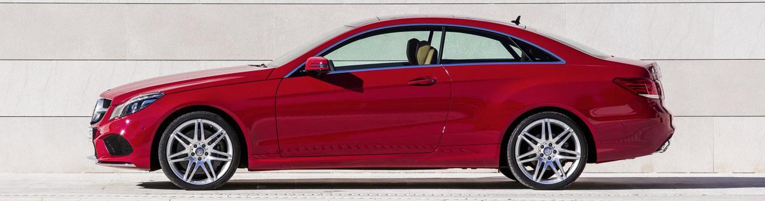 Mercedes-Benz E-Class W207 (Coup) restyle