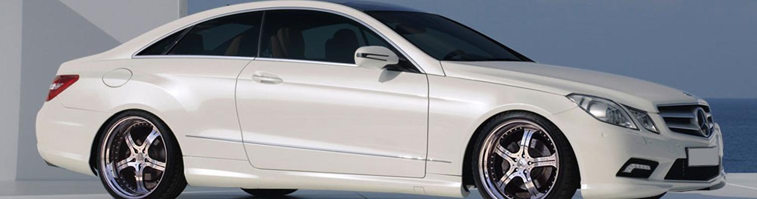 Mercedes-Benz E-Class W207 (Coup)
