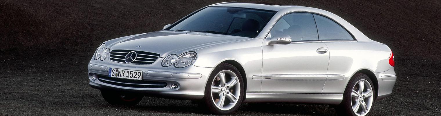Mercedes-Benz CLK-Class W209