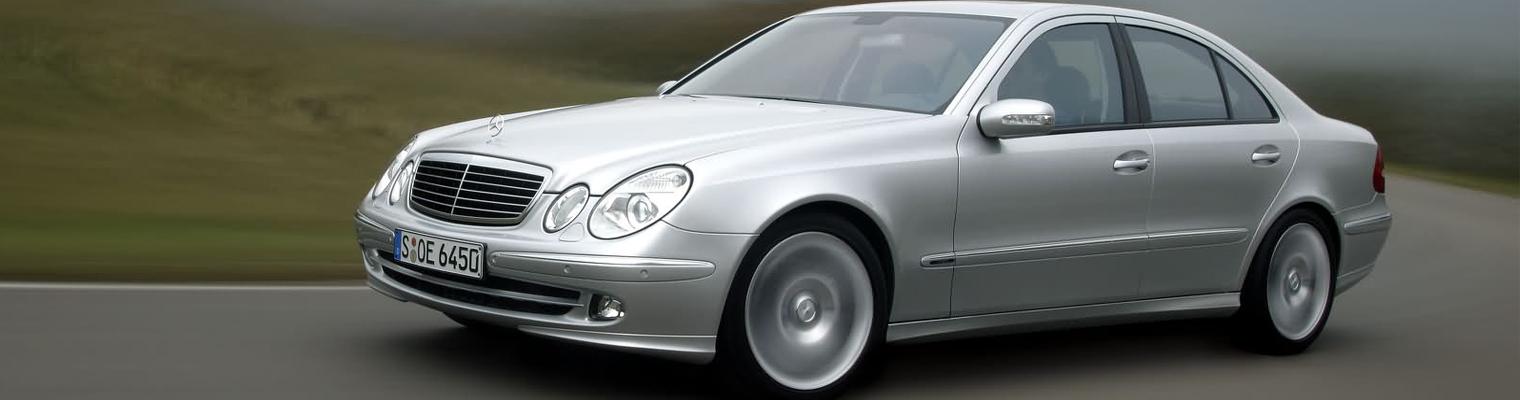 Mercedes-Benz E-Class W211