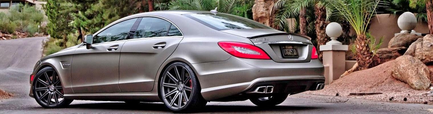 Mercedes-Benz CLS-Class W218