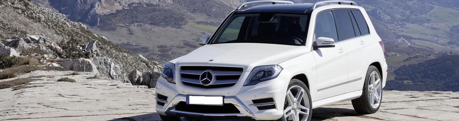 Mercedes-Benz GLK-Class X204 restyle