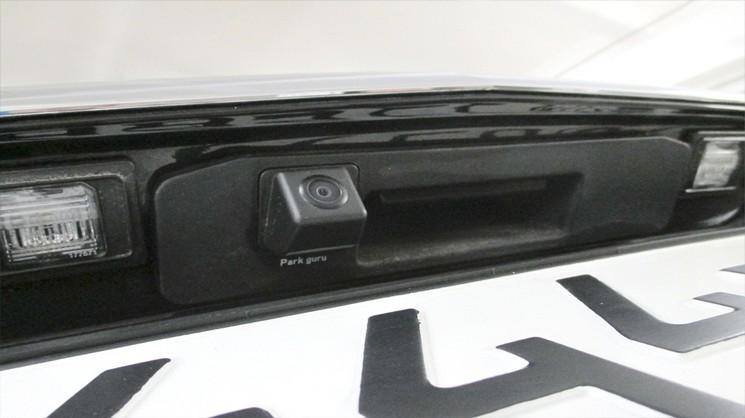 Камера заднего вида <br />на Мерседес ML W166 / GL X166