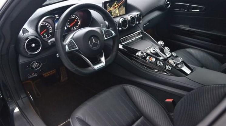 Блок управления Mercedes AMG GT