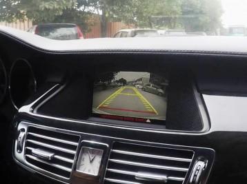 Установка камеры заднего вида на Mercedes-Benz CLS-Class (W218)