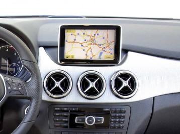 GPS навигация с картами Украины и Европы