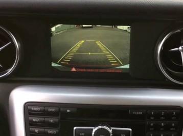 Подключение камеры заднего вида на Mercedes-Benz SLK-Class (R172)
