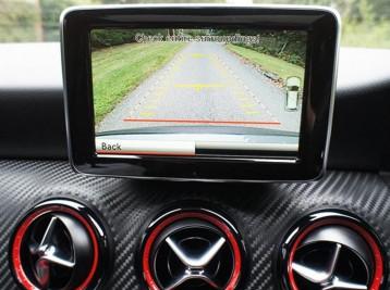 Камера заднего вида в Mercedes-Benz A-Class (W176)