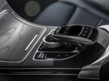 Сенсорный джойстик в Mercedes-Benz V-class (W447)