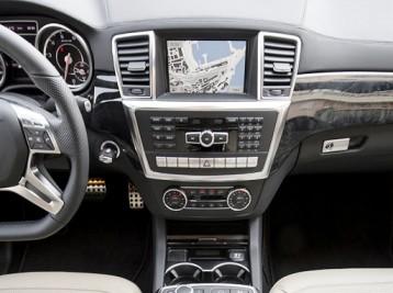 Навигация для Mercedes-Benz GL-Сlass (X166)