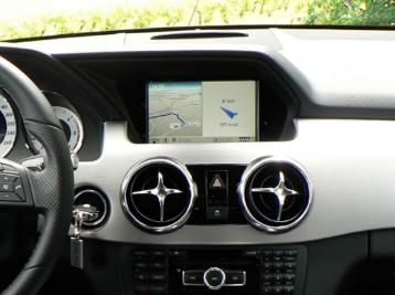 Прошивка и обновление GPS на Mercedes-Benz GLK-Class (X204)