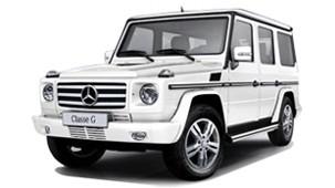 Mercedes-Benz G-Class Gelandewagen W463