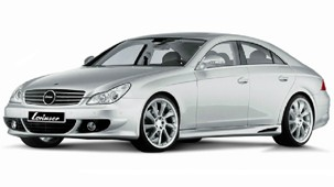Mercedes-Benz CLS-Class W219