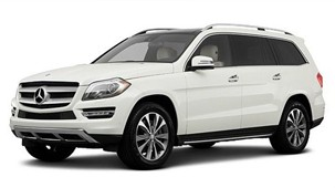Mercedes-Benz GL X164 (2005-2012)