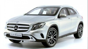 Mercedes-Benz GLA-Class X156