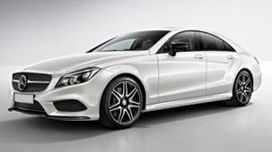 Mercedes-Benz CLS-Class W218 restyle