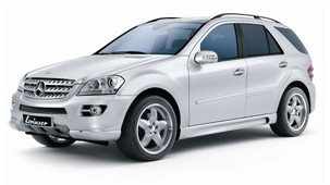 Mercedes-Benz ML W164 (2005-2012)