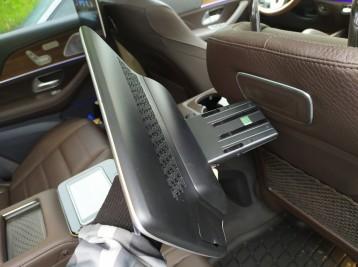 Мониторы Android на спинку сидений Mercedes-Benz (под оригинальное крепление)