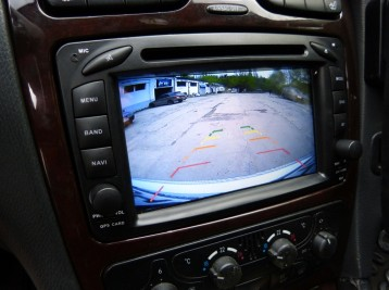 Камера заднего вида Mercedes-Benz C-Class W203 (2000-2006)