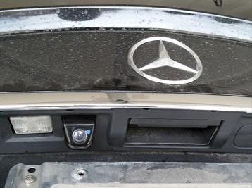 Камера на Mercedes W204