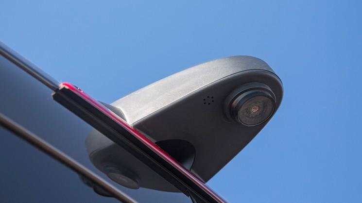Камера на Mercedes Sprinter